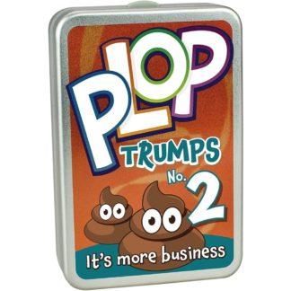 Plop Trumps 2 | LeVida Toys