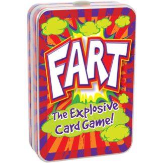 Fart: The Explosive Card Game | LeVida Toys