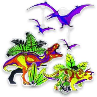 Dinosart Suncatchers | LeVida Toys