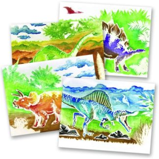 Dinosart Magic Watercolour | LeVida Toys