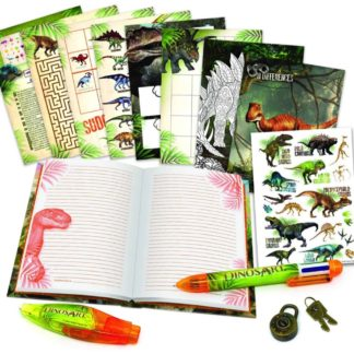 Dinosart Secret Diary | LeVida Toys