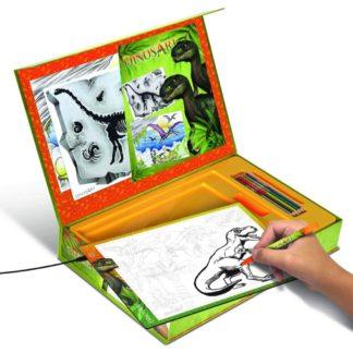 Dinosart Tracing Light Pad | LeVida Toys