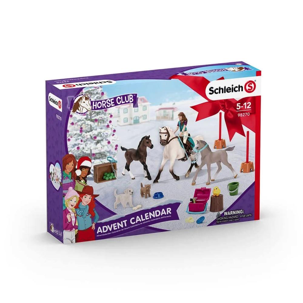 Schleich Schleich Horse World Advent Calendar 2021 | LeVida Toys