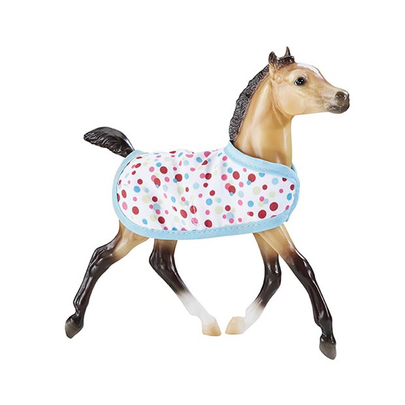 Collect A Horse Life Hanoverian Bay Foal Toy Figure